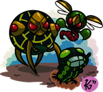 Catalysmic Bugs by PiNkOpHiLiC
