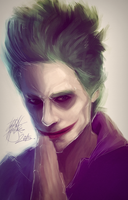The Joker by DarroldHansen