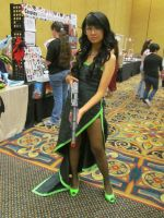 AniMegaCon 2012 : Jade Harley by Koaru-chii