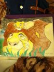 The Lion King by kerrysh1989