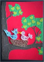 Quilling - card 40 by Eti-chan