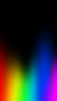 iOS 7 black wallpaper (no 7) by ndenlinger