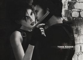 Tomb Raider: Angel Of Darkness by SallibyG-Ray