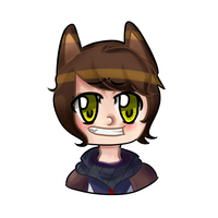 Conri Chibi (for Death-by-Sake) by DoctorFabulous