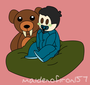 Baby Spock by MaidenofIron157