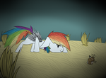 Don't Starve Rainbow Dash by InfinitelyImpossible
