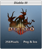 Diablo III - Icon 2 by Crussong