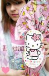 The Queen Of The Hello Kitty by OrdinaryThing
