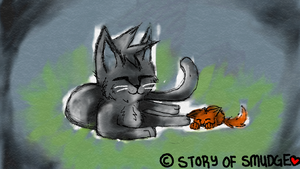 Story of Smudge p.3 by WolvenElement