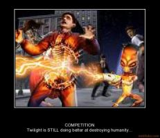Demote: Competition by The-Max765