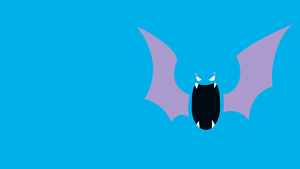 Golbat by PokeTrainerManro