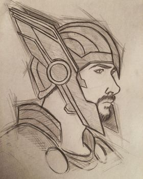 Thor by 7Lisa