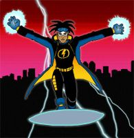 Static Shock by herrenmedia