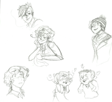 Caiden Doodles by RosyAutumn