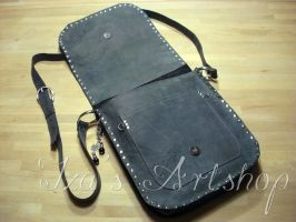 Leather Bag for Iza #2 by izasartshop