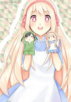 Mary's Puppet Dolls by haracchii