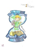 Phantom Hourglass by TheAwesomePrussia234