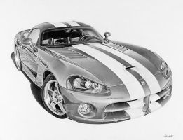 The Viper by cardman