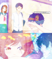 Ao Haru Ride by victoricaDES