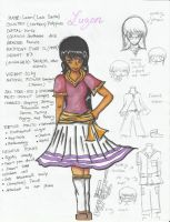 Luzon Character Profile by SajahHearts3919842