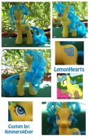 FIM Customs LemonHearts Sheet by KimmersCustoms