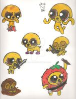 Jake ppg by Xcoqui