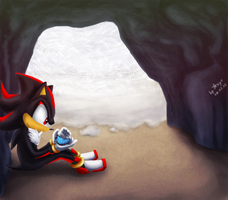 In the cave by Aido4ka97