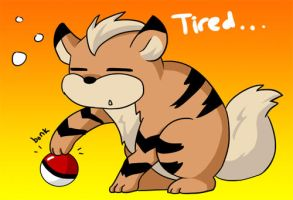 Tired... by kavic