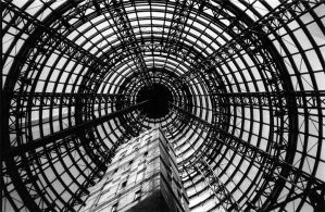 Melbourne Central by EmZoO