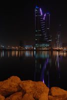Bahrain Financial Harbour by lostreality91