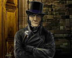 Javert 2.0 by Queenera