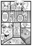 Manga page 1- UPDATED by Chao-Illustrations