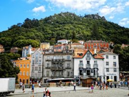 Sintra, Portugal by Obscurena