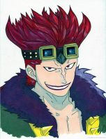 Eustass Captain Kid by ShiNoGekai