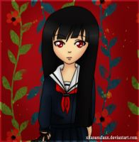 Hell Girl by XItaSasuFanX