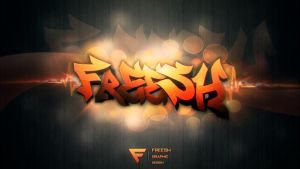 Customized Graffiti by FreeshGFX