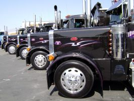Peterbilt not Kenworth or Mack by Partywave