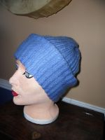 Wool Hat Done but not to my liking by kayanah