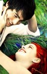 Little Mermaid: Eric and Ariel by PaleScarlet