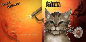 DIsque Stepan by typhon-humanoid