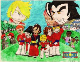 The Xiaolin Chronicles! by theblackchaos737
