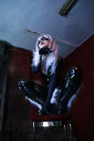 BLACK CAT by AKIOMI