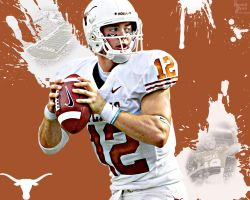 Colt McCoy 2009 by roundryan