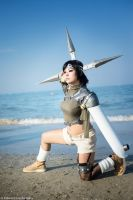 Me as Yuffie by Sunymao