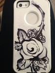 Iphone Cover by blossomheart1