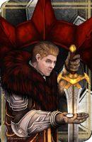 Cullen Rutherford- A Lucky Coin by Rae-mell