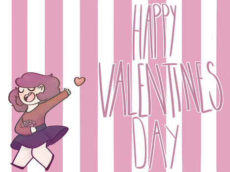 You've just been VALENTINED-- by Louise5676