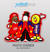 photo corner confectionery by dodpop