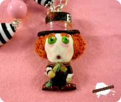 FIMO - Mad Hatter by buzhandmade