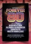 80s Party Poster Template by IndieGround